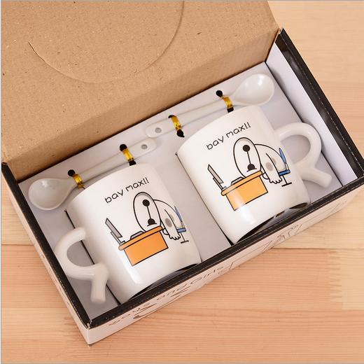 卡通动漫早餐牛奶马克杯学生情侣饮水杯子