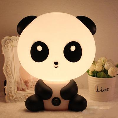 可爱卡通动物小夜灯 床头灯 室内卧室装饰灯具 儿童房台灯起床灯