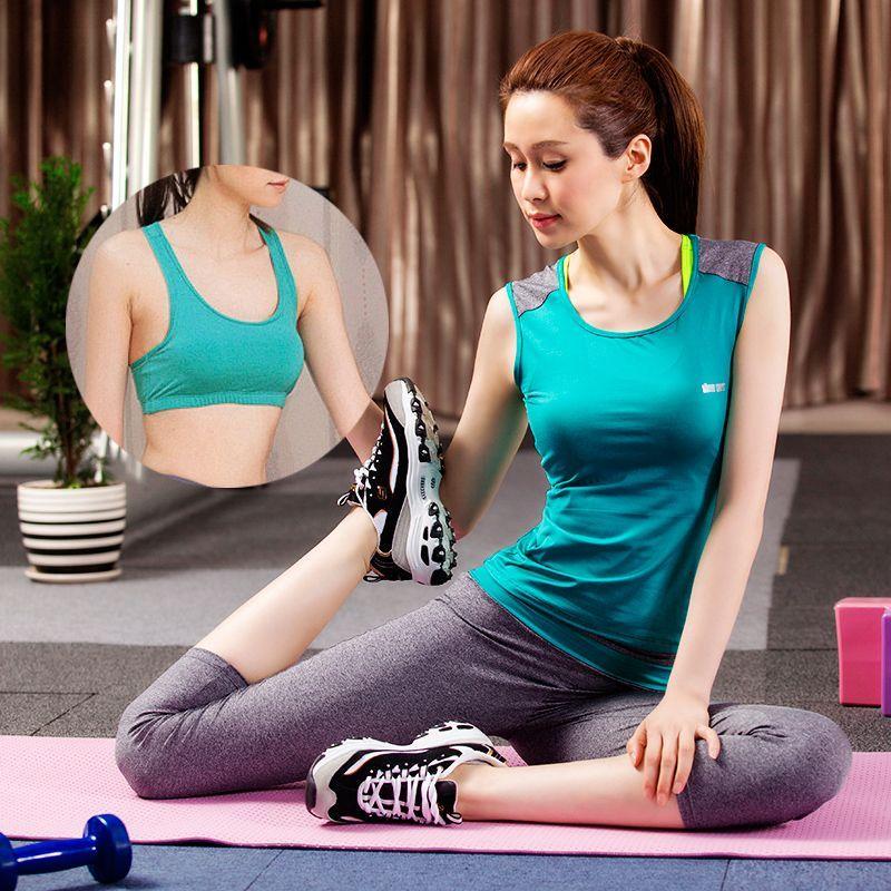运动健身女发型分享展示图片