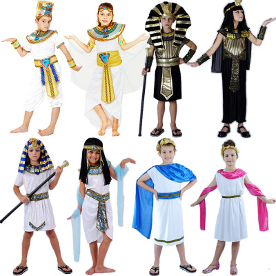 制作儿童简易民族服饰