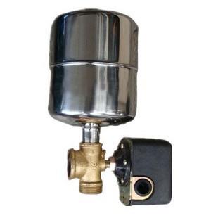 家用热水器冷热水管道增压喷射自吸水泵全自动水流压力开关一套