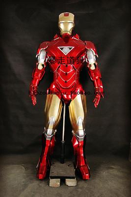 钢铁侠盔甲cos图片图片