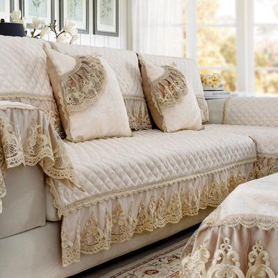 欧式组合沙发垫夏季四季通用防滑现代简约布艺沙发巾