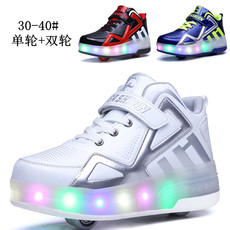 Кроссовки Heelys Jiaxing movement 8087/8088/8089 LED