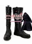 taobao agent 编号2575 星球大战 原力觉醒 凯洛·伦 COSPLAY鞋 COS鞋动漫鞋