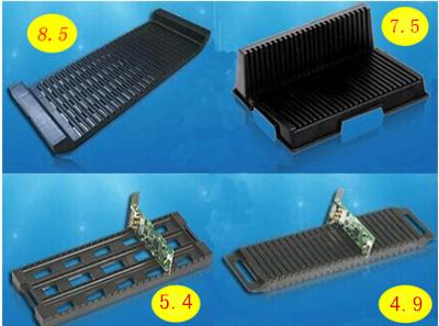 防静电pcb周转架条形l型h型u型存放板smt存放电路板托盘线路插板
