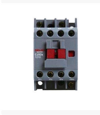 德力西交流接触器cjx2s-1210