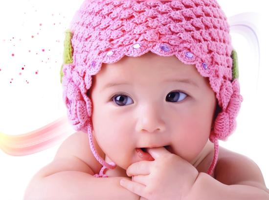 胎教婴儿图片高清壁纸