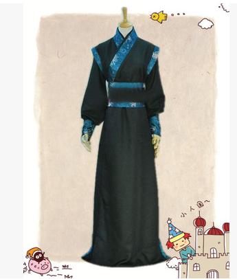 古代男装表演服装
