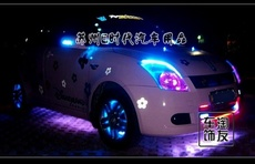 тюнинг фар E/era SX4 LED LED