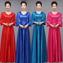 Платья для хора женщин
