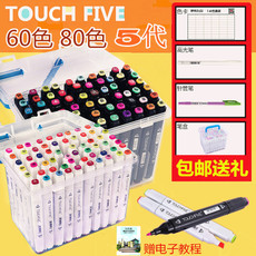 Фломастеры Touchfive T5 TOUCH FIVE 60