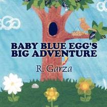 【预订】Baby Blue Egg's Big Adventure