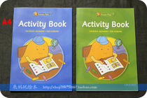 Potato pals 牛津小土豆 Activity book,workbook 操作书