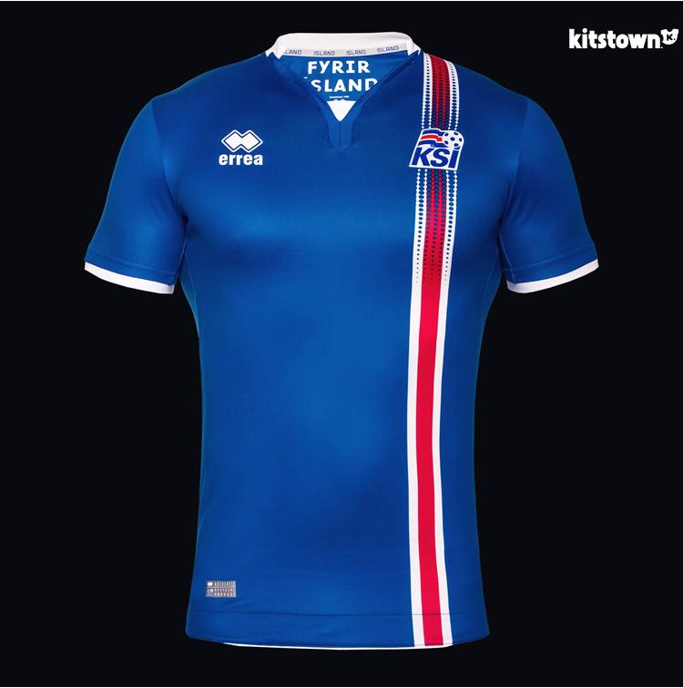 2016欧洲杯冰岛国家队主场客场球衣足球队服