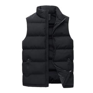 棉马甲男冬季新款棉袄外套男装韩版潮流棉衣背心加厚冬装羽绒棉服