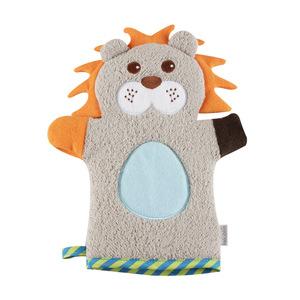 新款aipinqi婴儿可爱卡通沐浴手套 儿童浴擦洗澡巾动物造型搓澡巾
