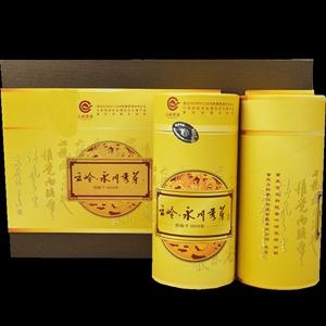 重慶茶葉云嶺永川秀芽特川 明前綠茶天地蓋禮盒150g