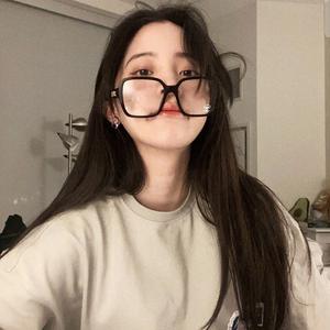 欧阳娜娜同款亚版Chanel香奈儿眼镜框ch5408平光近视眼镜方形墨镜