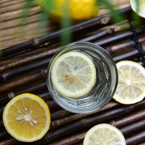 冻干柠檬片 柠檬安岳冻干柠檬茶无糖水果茶 一片一杯 满满维C 50g