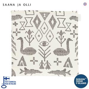 【北欧印象】芬兰进口Saana ja Olli茶巾/餐垫 北欧Top10家居设计