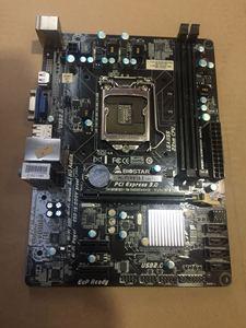 映泰HI-FI H61S3主板 1155针 22纳米 32纳米支持 集成小板 带HDMI
