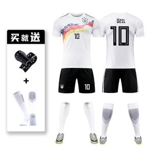 德國球衣19-20新款主場球服夏季比賽訓練服托馬斯穆勒足球服套裝