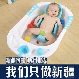儿童浴盆洗澡盆包邮图片