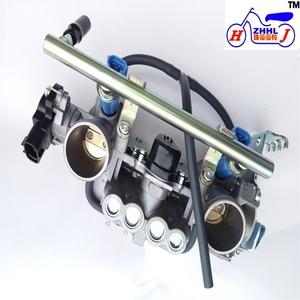 适用跑车GW250节气门总成DL250电喷节气门GSX250R化油器防伪验证