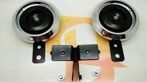 摩托车喇叭配件双音CBT125钱江150QJ125150高低音喇叭