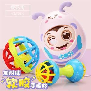 新生不蛋翁玩具婴儿不倒翁一周岁益智女孩子幼儿男孩子可磨牙宝宝