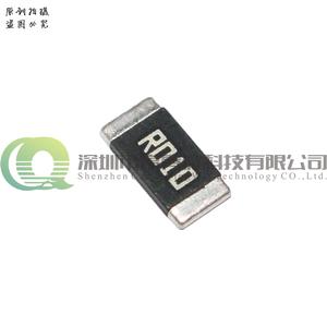 精密合金电阻 贴片2512 0.01R 1% 大功率3W2W1W 10毫欧 R010 采样