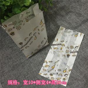 紙袋環保食品包裝紙袋糖果袋 串燒袋 薯條袋 爆谷袋 蛋糕袋2000個
