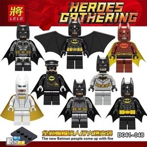 樂高最新版蝙蝠俠人仔多種款式男孩英雄積木兒童拼搭積木玩具人偶