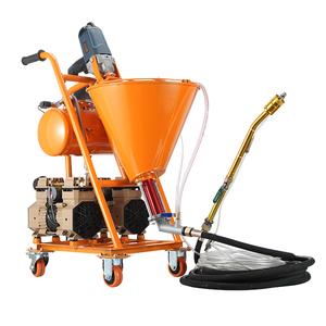 多功能防水涂料噴涂機乳膠漆膩子粉真石漆聚氨酯高壓注漿機噴漆機