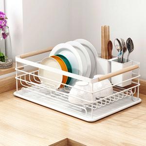 沥水碗架厨房碗碟架沥水架沥碗架家用放碗架水槽置物架碗筷滤水架