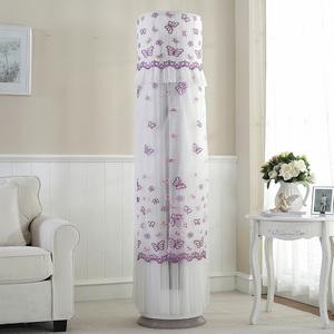 美的柜式空调圆柱罩