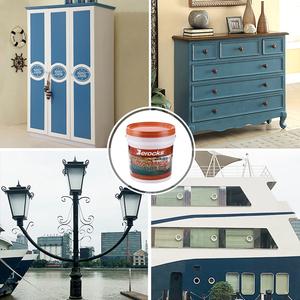 巨歐水性木器漆色漆清漆門窗家具翻新漆金屬漆白漆油漆大容量18L