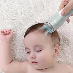 樱舒婴儿自动吸发理发器静音宝宝剃头网红神器幼儿童剃发推剪家用