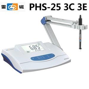 上海雷磁 精密酸度计 PHS-25/3E/3C/2F/PHSJ-5/6L/4A/4F 精密PH计
