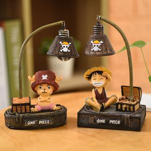宮崎駿龍貓擺件小夜燈臥室桌面裝飾生日禮物女生男孩創意可愛禮品