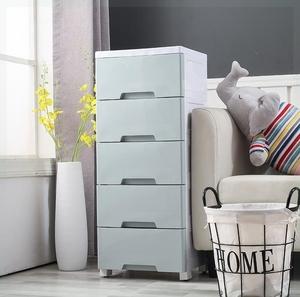 夾縫柜抽屜式收納柜置物架櫥柜家用加深17廚房客廳帶輪衛生間靠墻