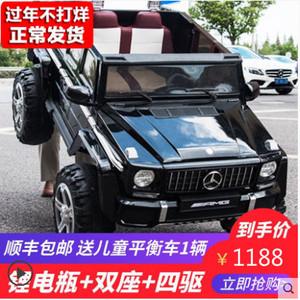 烤漆紅防爆軟輪童車不顛簸保護地板緩啟動玩具遙控越野車防滑性。