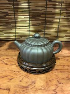 宜兴紫砂壶姜建荣的作品