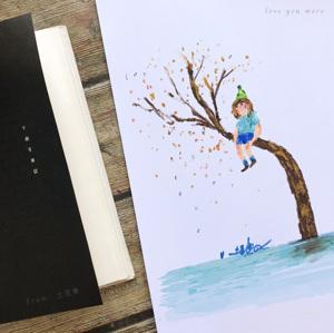 油画棒社群绘画专用纸张|优质细纹特种纸白色260g每款100张