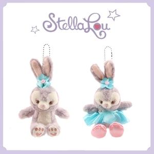 包邮星黛露史黛拉挂件芭蕾兔钥匙扣可爱毛绒书包挂饰闺蜜生日礼物