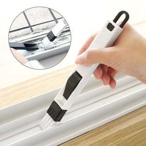 窗户清洁死角刷凹槽刷窗台缝隙清理工具厨房卫生间扫撮组合小刷子