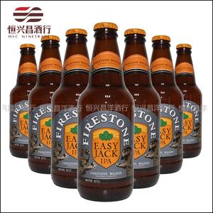 火石行者小米字旗啤酒EASY JACK 355ml*24瓶 美國精釀 9月5日到期