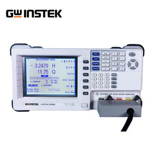 固緯10MHz/5MHz/1MHzLCR測試儀數字電橋 LCR-8110G /8105G/8101G