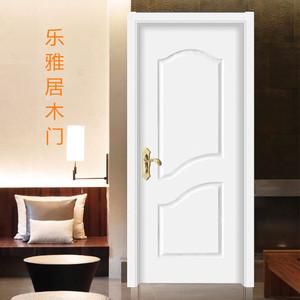 厂家直销 室内门 生态烤漆木门 实木复合门 卧室套装门  房间门